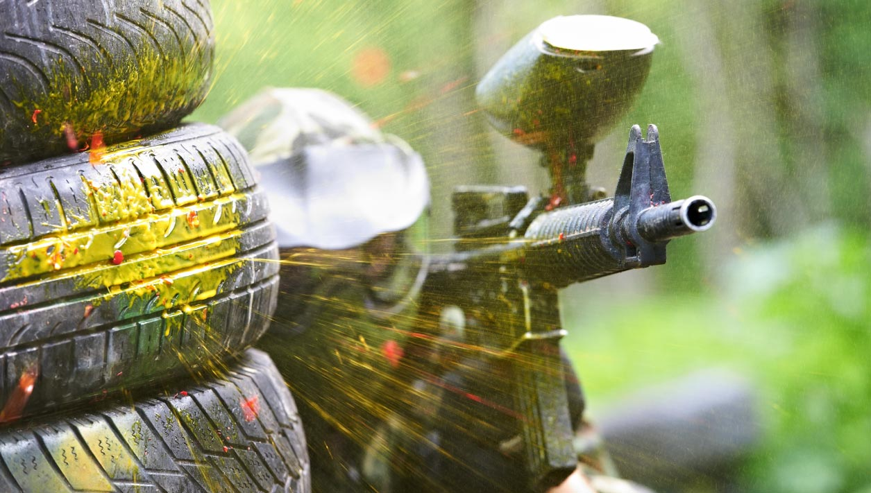 Lets play paintball Adelaide